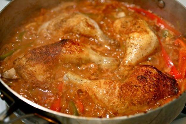 Как тушить куриные ножки рецепт