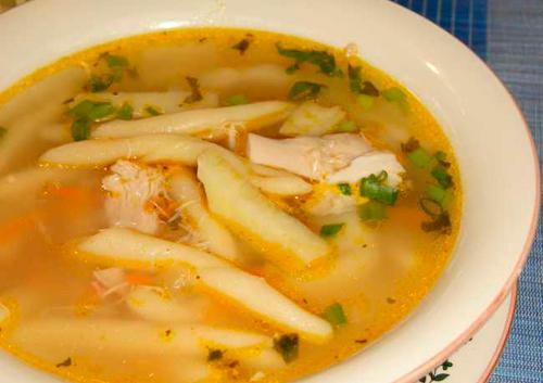 Суп без углеводов рецепты