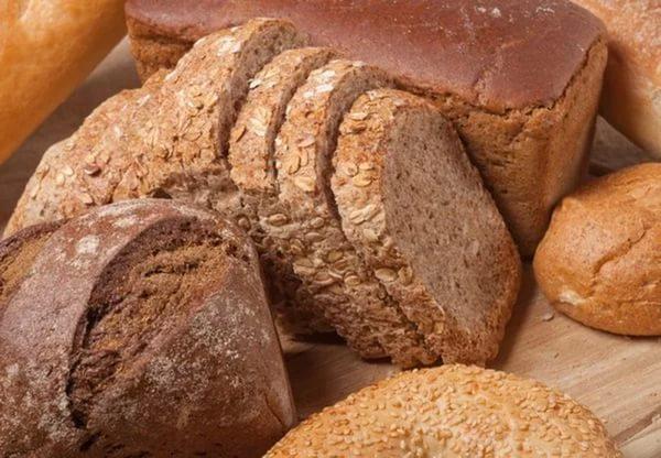 Черный ржаной хлеб калорийность