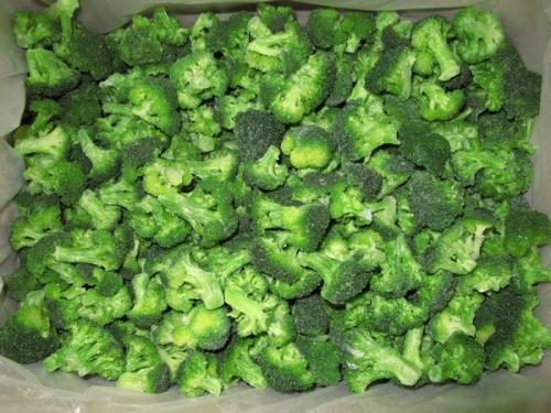 Рецепты замороженной брокколи с фото