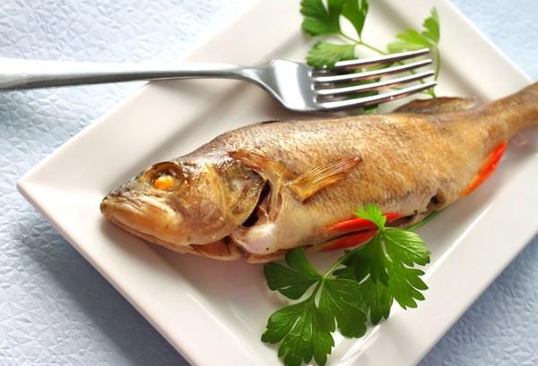 Рыба окунь в духовке рецепты с фото