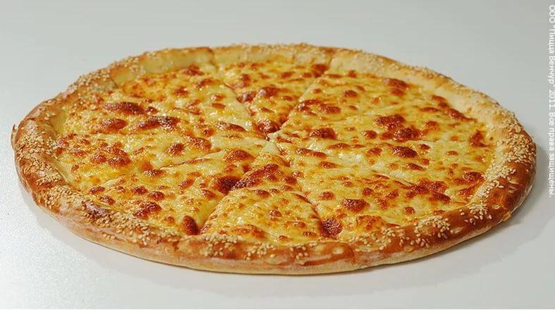 пицца с домашним сыром рецепт